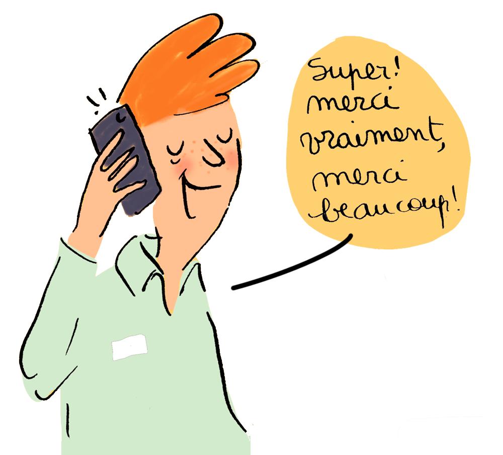 Accessio - Service Telephonique